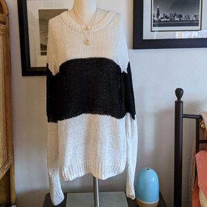 {Ann Taylor} Beach Sweater Size XL